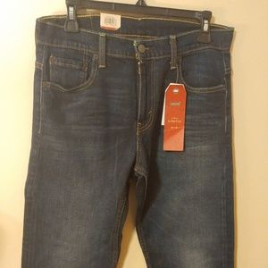 New Levi's 569 Loose Straight Jeans Denim 31